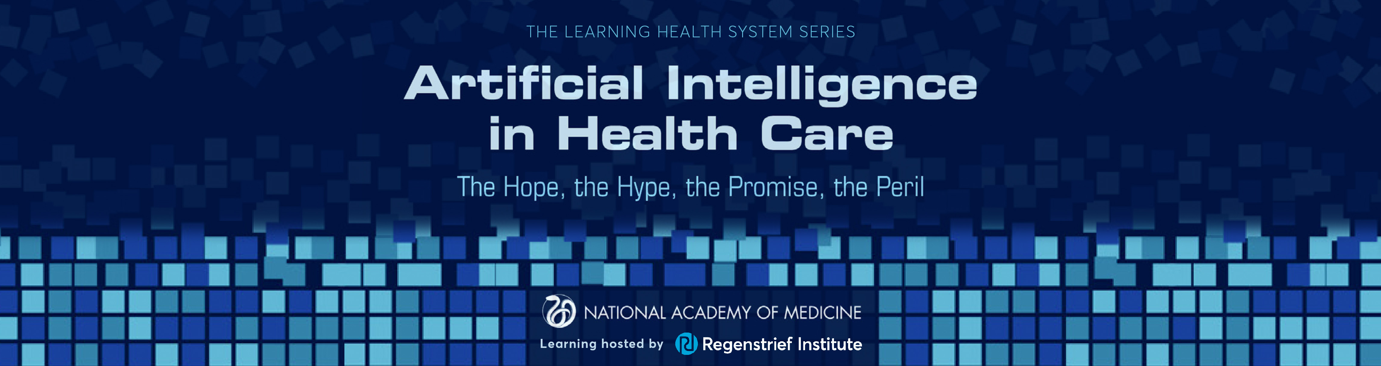 Deploying Artificial Intelligence in Clinical Settings Banner