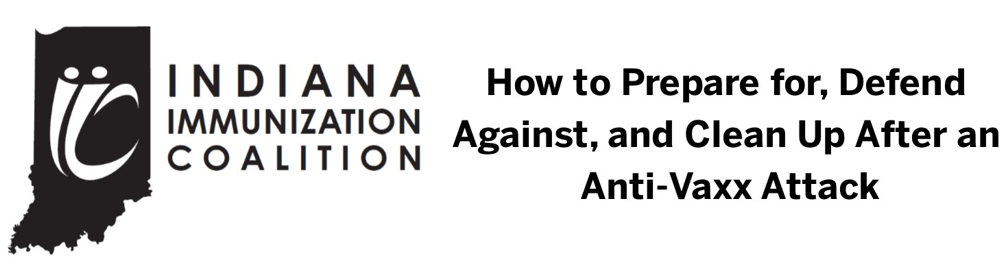 How to Prepare for, Defend Against, and Clean Up After an Anti-Vaxx Attack Webinar Banner