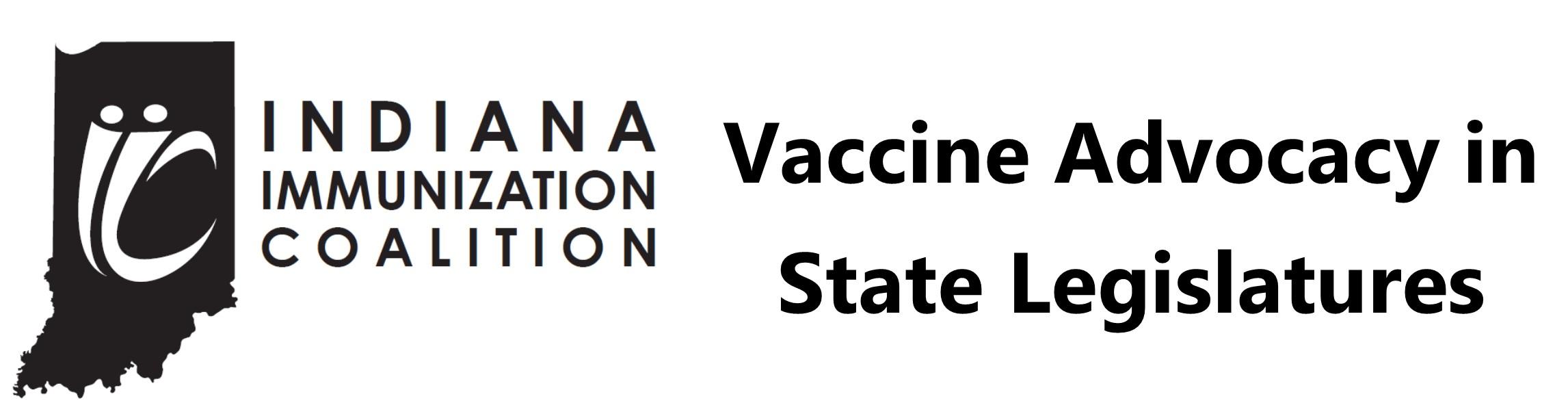 Vaccine Advocacy in State Legislatures Banner