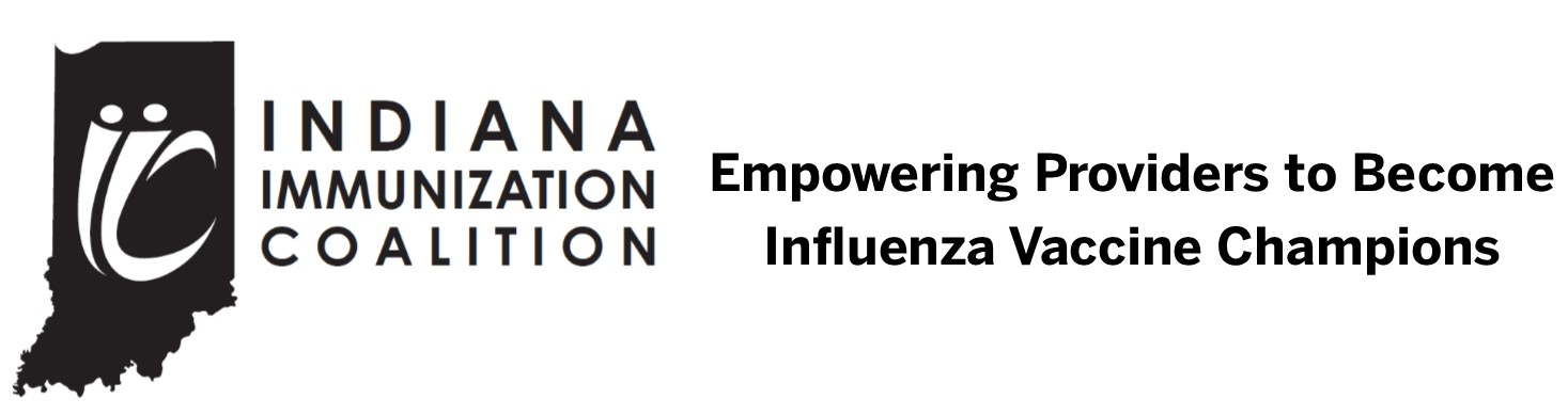 Empowering Providers to Become Influenza Vaccine Champions Banner