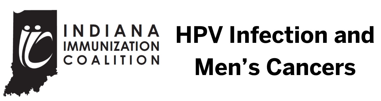 HPV Infection and Men's Cancer Webinar Banner