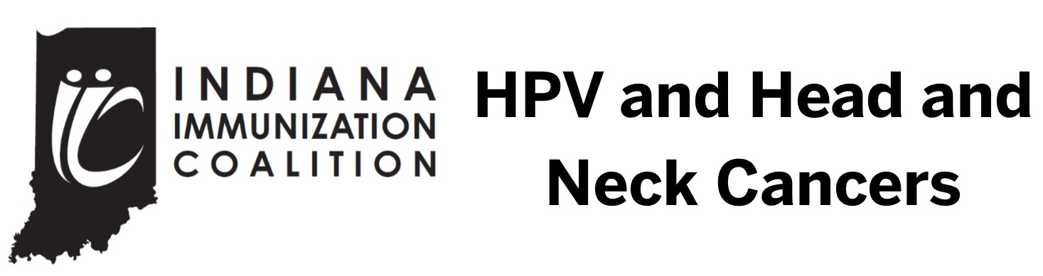 HPV and Head and Neck Cancers Banner