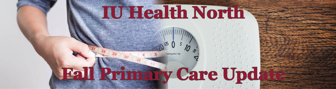 IU Health North Fall Primary Care Update Banner