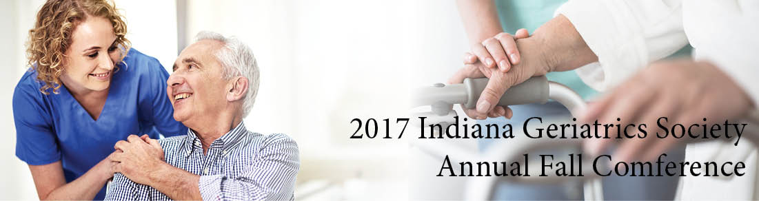 2017 Indiana Geriatrics Society Annual Fall Conference Banner