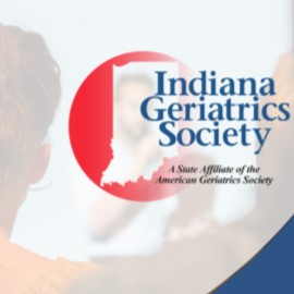 Indiana Geriatrics Society Annual Fall Conference Banner