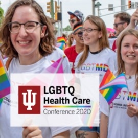 LGBTQ Healthcare Conference Banner