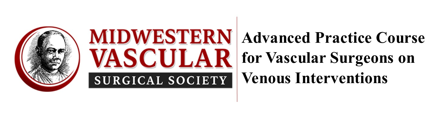 Advanced Practice Course for Vascular Surgeons on Venous Interventions Banner