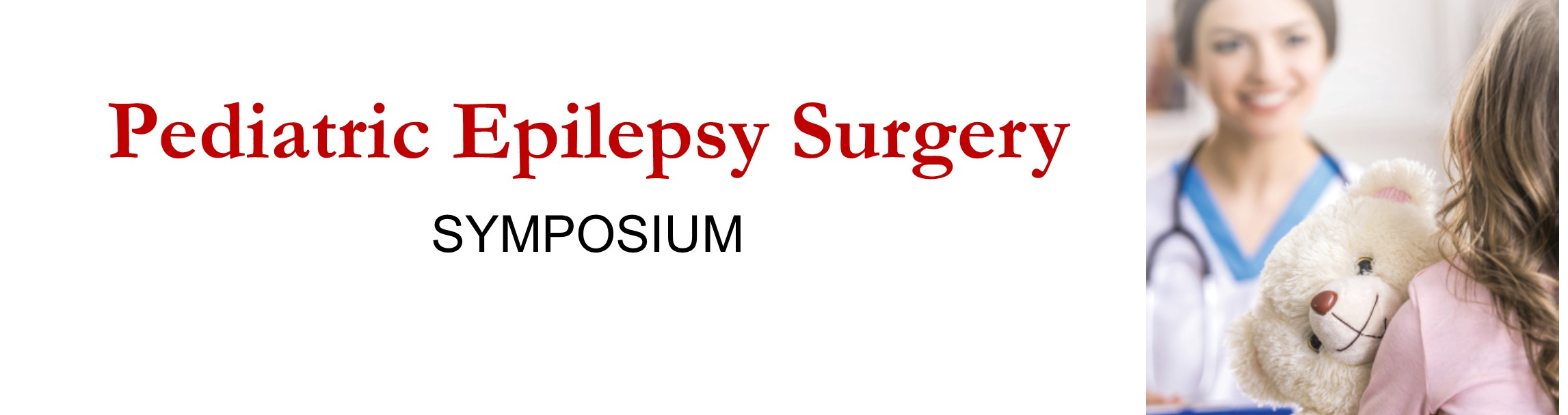 Pediatric Epilepsy Surgery Symposium Banner