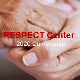 RESPECT Center 2020 Conference: Let's Talk Palliative Care Banner