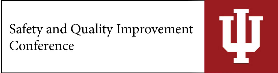Safety and Quality Improvement Conference Banner