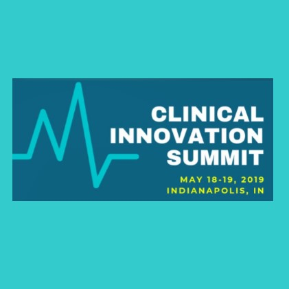 Clinical Innovation Summit - Spring 2019 Banner