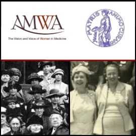 The Centennial Congress of the Medical Women's International Association Banner