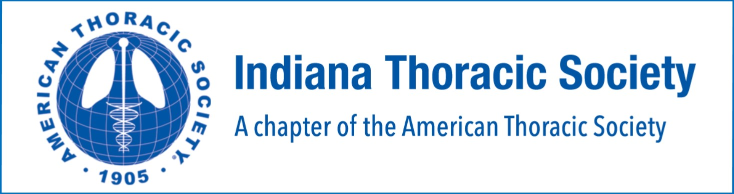 Thoracic Society Indiana Chapter Fall Meeting Banner