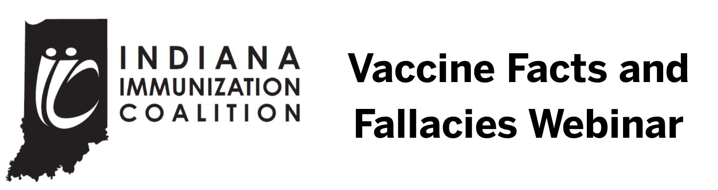 Vaccine Facts and Fallacies Webinar Banner