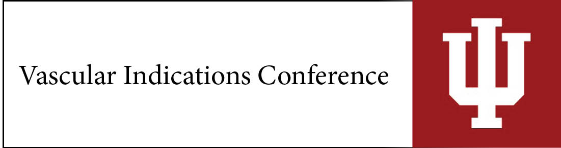 Vascular Indications Conference Banner